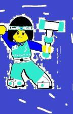 Lego Ninjago - Nowe Pokolenie by RoseCreativ