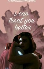 i can treat you better // stydia texting by selambendino