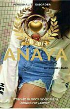 ANAYA                     #FranbaraAwards2017 #Punicorn by alexitibel