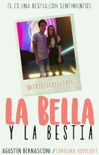La Bella Y La Bestia |Aguslina| by SmilesKopelioff