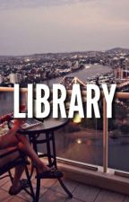 LIBRARY by _LetsGetWeird_