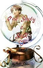 One Shoty z SnK ♡ (Zamówienia Zamknięte) by Pati_Chan
