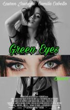 Green Eyes by Like001