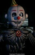 My Lady (Ennard x Reader) by KatytheInkDemon