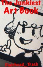 The Junkiest Art Book by Overwatch_Junkrat