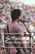 strength // calum hood by raindropcalum