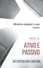 Ativo e Passivo - No sentido não contábil by JotaKev