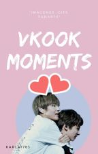 Vkook Moments by karla1763