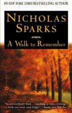 A Walk to Remember - Nicholas Sparks by PiaPrincipe
