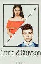 Grace & Grayson by x_kccr_x