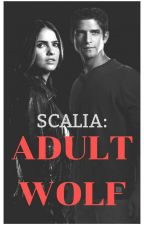 SCALIA: AdultWolf. by _LarissaTenorio