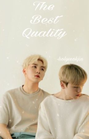 The Best Quality (Verkwan) by -holyseokjin