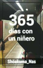 365 Días Con Un Niñero »Kaneki Y Tú« by ArantxaNava0