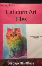 Caticorn Art Files (#2) by BlackpeltIsABoss