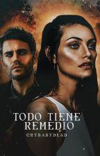 Todo Tiene Remedio (secuela Rebelde, ¿sin remedio?)  by crybabydead