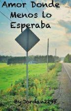 Amor Donde Menos lo Esperaba. Maestro/Estudiante by Jordan2295