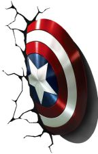The Revenge Of The Sons [Captain America] by invasion2212