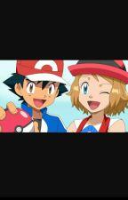 Ash y Serena un amor escolar #lemon de vez en cuando  by PabloRosero