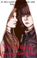 Don't Open Love Inside❤️ (Carl Grimes & Tu) by WalkerRiggs02