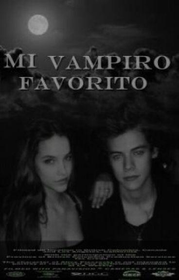 Mi vampiro favorito, Harry Styles