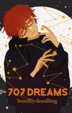 707 Dreams (707 x Reader) by boredlydoodling