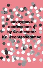 CONFESSION by cutievator