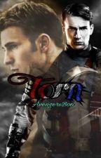 Torn ♡ Steve Rogers by AvengersBoo