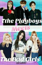 The Playboys meets the Badgirls by nielfaye4ever