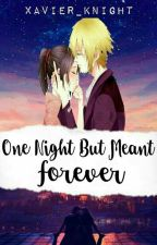 One Night But Meant Forever  by Xavier_Dark