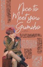 Nice to Meet You, Gumiho + Suga♓ by horologiumjeon_
