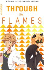 THROUGH THE FLAME (chat noir / Adrien Agreste X Reader) by GGyolo17