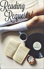 Reading Requests! by BookstaLova