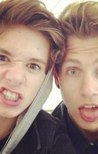 Torn (A Brad Simpson/The Vamps fanfic) by ohhthevamps