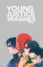 YOUNG JUSTICE IMAGINES ► REQUESTS OPEN by solidifying