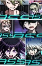 The big book of Danganronpa X Reader by shslMemeVigilante