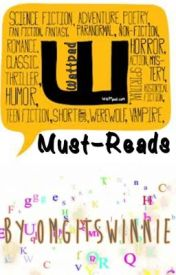 Wattpad Must-Reads! by omgitswinnie