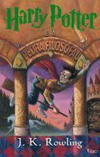 Marotos Lêem Harry Potter e a Pedra Filosofal.(Em Revisão) by GabrielaSouza34