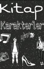 kitap Karakterleri by venusss_yawrupizza