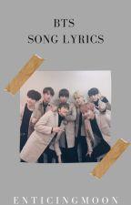 ~BTS (방탄소년단) Lyrics~ by sparklyjaebum