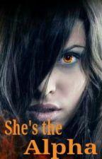 She's the Alpha by shadingsun