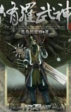 Martial God Asura by BaDreVolition