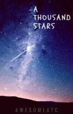 A THOUSAND STARS  by awesomeATC