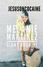 Melanie Martinez Dev Arşiv by troniemarsivan
