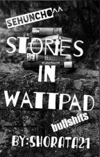 Stories in wattpad by shtorata21