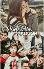 Preferências Magcon by aaronchapado