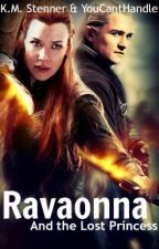 Ravaonna- A Legolas Love Story by Kt_love