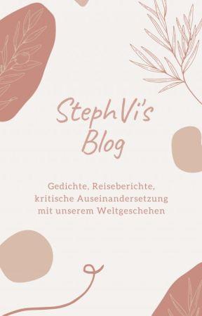 StephVi's Blog by StephVi