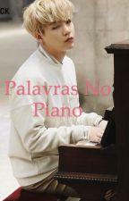 Palavras no Piano |Suga by love_fromBTS