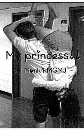 My princess!! by MonkikMGMJ