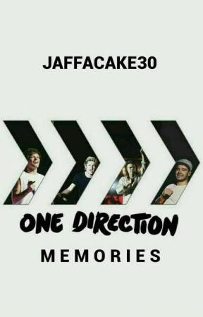 One Direction Memories  by Jaffacake30